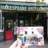 Pariz v enem dnevu in najbolj slavna knjigarna Shakespeare & Co.