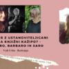 Pogovor #17: Ustanoviteljice bloga Knjižni kažipot – Sandra, Barbara in Sara